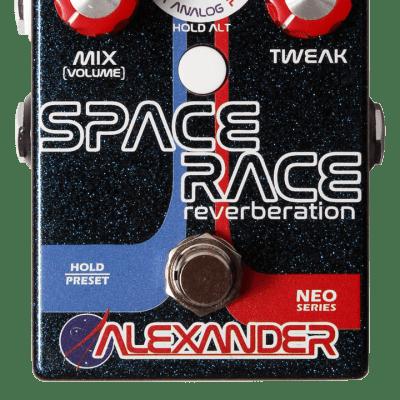 Alexander Space Race