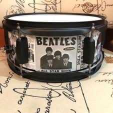 New SPL 5x12 Snare Drum Beatles