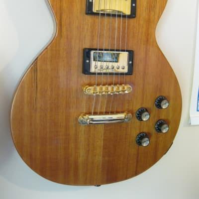 Colin Keefe L Model 2006 Single-Cut LP Special Style, Luthier-Built, Seymour Duncan Humbucker P/ups. for sale