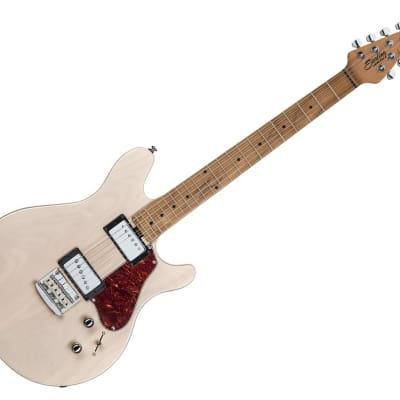 Sterling by Music Man James Valentine - Trans Buttermilk/Roasted Maple