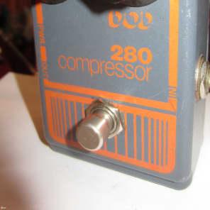 Circa 1983 DOD Compressor 280 Grey Box for sale