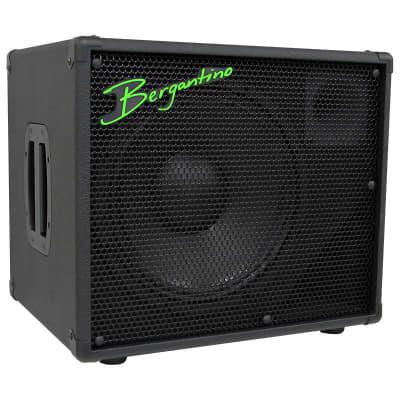 "Bergantino HDN112 High Definition Neo 350-Watt 1x12"" 8 Ohm Bass Cab"
