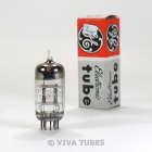GE USA 6679/12AT7 Gray Plate O Get Vacuum Tube 81/74% image