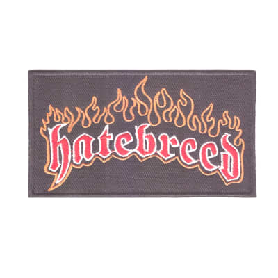 Hard Metal Rock Music  Embroidered Cloth Iron On Patch