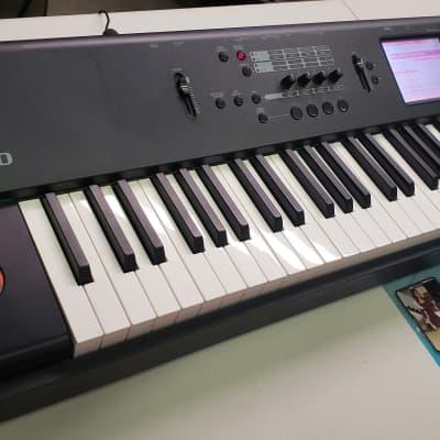 Korg M50 88-Key Music Workstation Keyboard