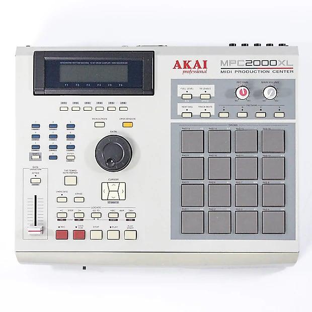 Akai MPC2000XL Production Center