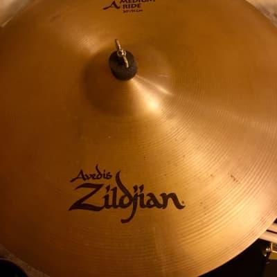"""Zildjian A Medium 20"""" ride cymbal"""