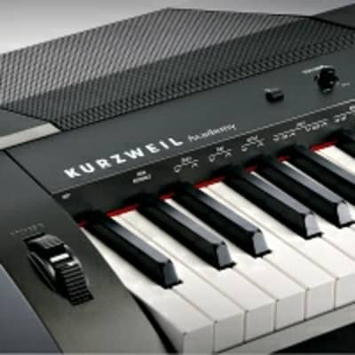 Kurzweil KA90-LB   88-Note Digital Stage Piano, Black. New with Full Manufacturer's Warranty!