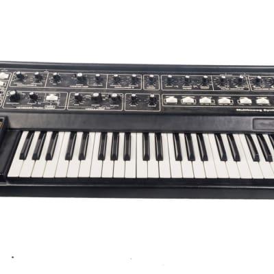 Ca. 1980 Moog Multimoog