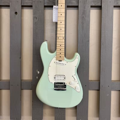 Sterling Cutlass Short Scale Electric Mint Green for sale
