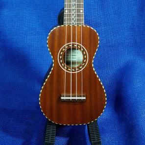 Ohana Pequeno Nunes-Style Solid Premium Mahogany Sopranino Ukulele