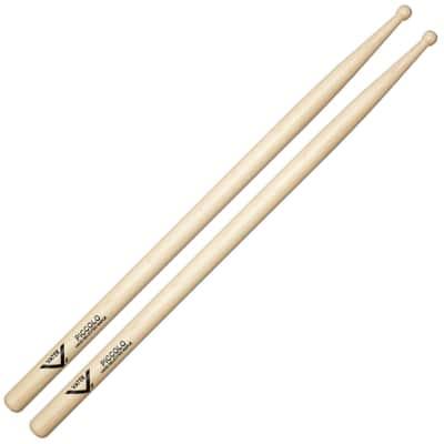 Vater Percussion VSMPW Sugar Maple Series Piccolo Wood Tip Drum Sticks, Pair