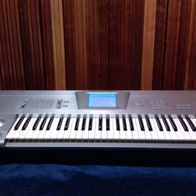 Korg Trinity PLUS 61 Synthesizer Flash ROM Option installed • Excellent Condition •  WARRANTY