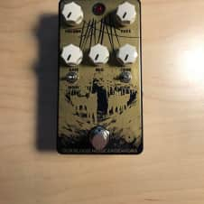 Old Blood Noise Endeavors Haunt Fuzz Navy Blue/Gold 1/1 Colorway