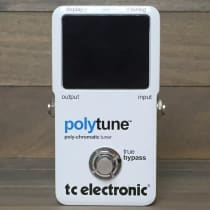 TC Electronic PolyTune Tuning Pedal image