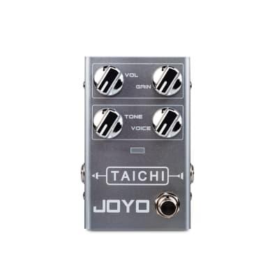Joyo R-02 Taichi Overdrive Zendrive Clone