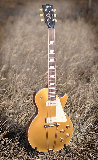 Gibson Les Paul 60th Anniversary Limited Edition Goldtop 2012 | Reverb