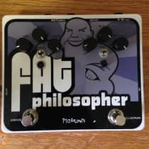 Pigtronix FAT Philosopher Compressor Overdrive Combo image