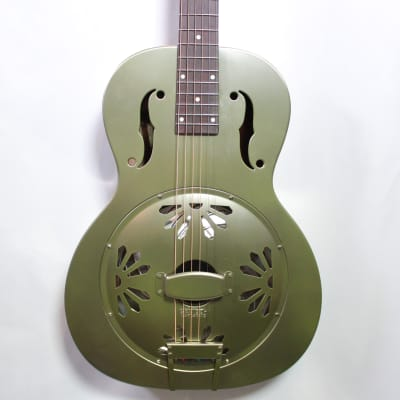 Gretsch G9201 Honey Dipper Round-Neck Acoustic Resonator Guitar