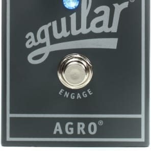 Aguilar AGRO Bass Overdrive Pedal for sale