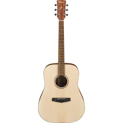 Ibanez PF10 Open Pore Natural acoustic guitar for sale