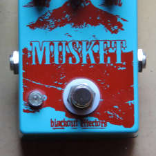 Blackout Effectors original Blunderbuss Musket hybrid fuzz