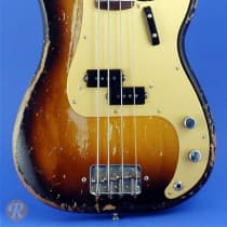 Fender Precision Bass 1959 Sunburst image