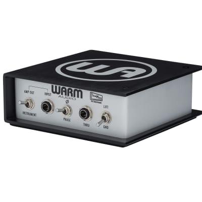 Warm Audio WA-DI-P Warm Audio Wa-Di-P Passive Direct Box