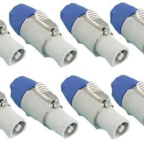 20 ProCraft PC-TSC044 AC Cable End Power Out Gray 20Amp Mates w Neutrik Powercon