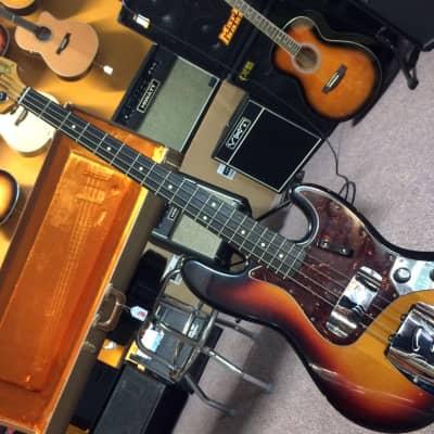Fender JAZZ V62 Stack knob Hipshot BASS GUITAR for sale