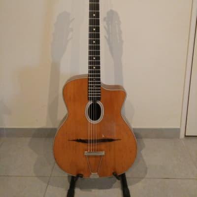 Di Mauro Saint Louis Blues 1963 manouche guitare for sale