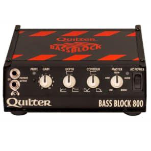 Quilter Bass Block 800 Ultralight 800W Bass Amp Head