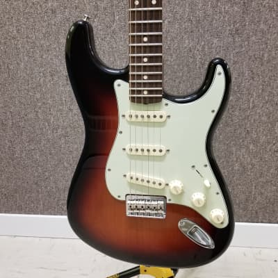 Fender  Signature Robert Cray Stratocaster  2019 Sunburst for sale