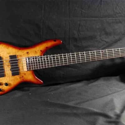 Carparelli Carpa 6 String Bass 2010 Burl for sale