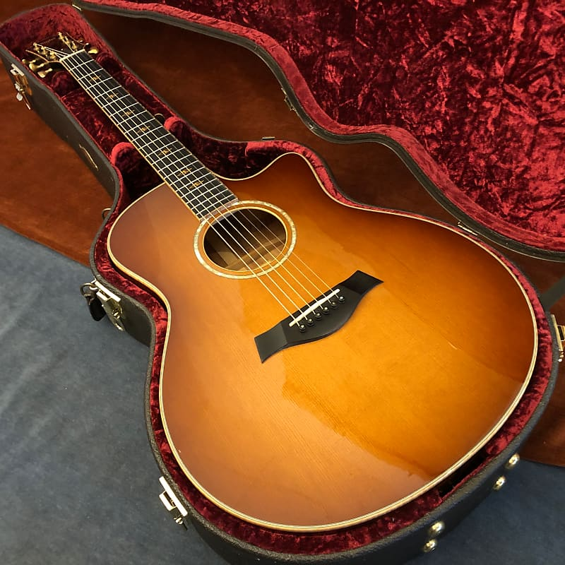 Taylor K16ce LTD Limited Edition Cedar / Koa Grand Symphony 2015 w/ OHSC