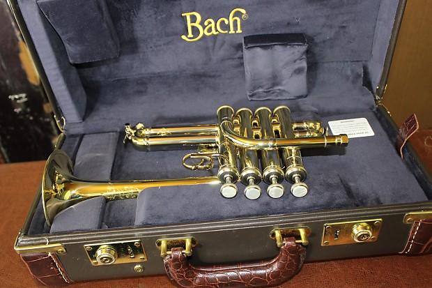 Bach AP190 Stradivarius Artisan Professional Piccolo ...