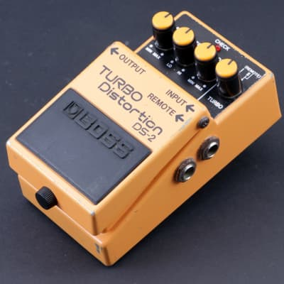 Boss DS-2 Turbo Distortion Guitar Effects Pedal P-07866