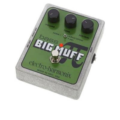 Pedal Electro-Harmonix Bass Big Muff