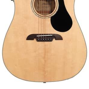 Acoustic Electric Guitars Guitars & Basses Collection Here Alvarez Ad610ceshb Dreadnought Acoustic-electric Guitar
