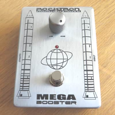 Rocktron  Reaction Mega Booster guitar Pedal for sale