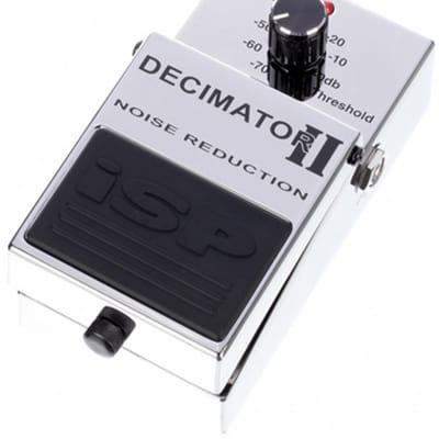 ISP Technologies Decimator II Noise Reduction Guitar Effects Pedal