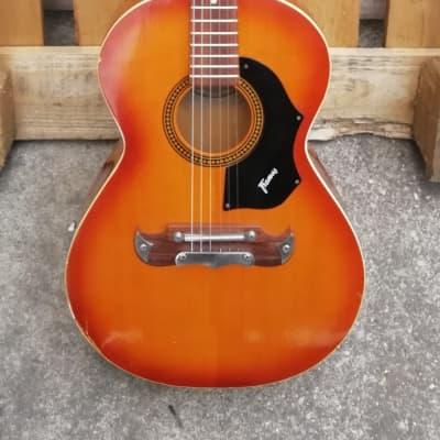 Framus Gaucho 1962 Sunburst Vintage And Rare Like Martin, Gibson, Taylor for sale
