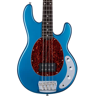Sterling by Music Man RAY24CA-TLB Bass Toluca Lake Blue