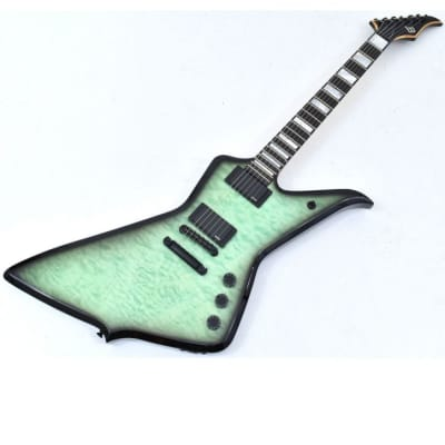 Wylde Audio Blood Eagle Electric Guitar Nordic Ice B-Stock 0067 for sale