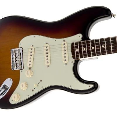 Fender Robert Cray Stratocaster Rosewood Fingerboard 3-Color Sunburst for sale