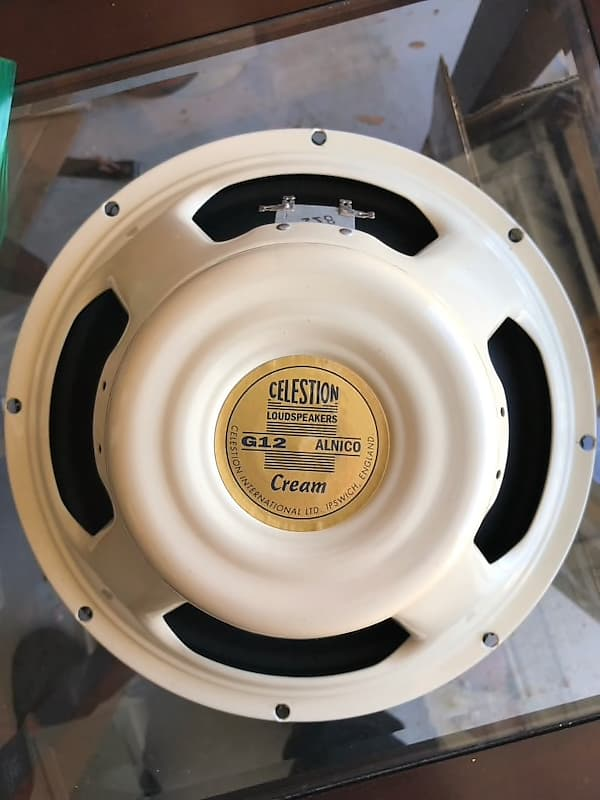 celestion alnico cream frankie c reverb. Black Bedroom Furniture Sets. Home Design Ideas