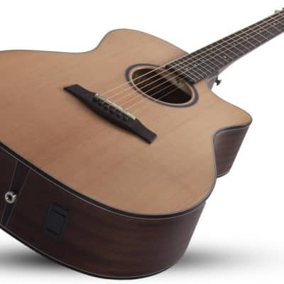 Schecter ORLEANS STUDIO Acoustic Natural Satin for sale