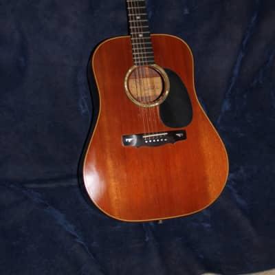 Vintage Custom Acoustic Guitar for sale