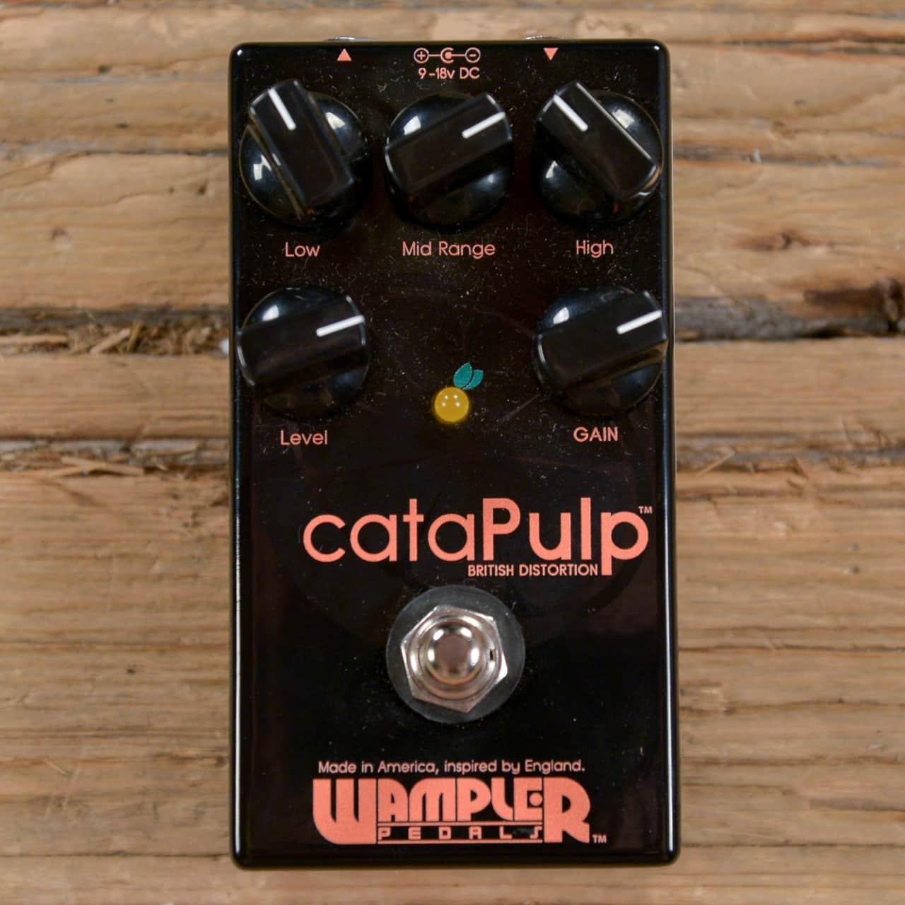 wampler catapulp distortion used chicago music exchange reverb. Black Bedroom Furniture Sets. Home Design Ideas