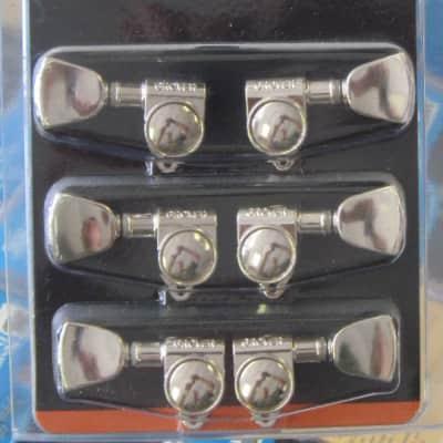 Gibson Nickel Grover Keystone Tuners PMMH-015 Nickel